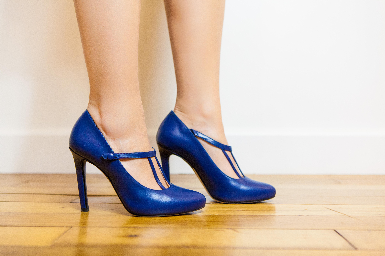 Olympe bleu parquet 1