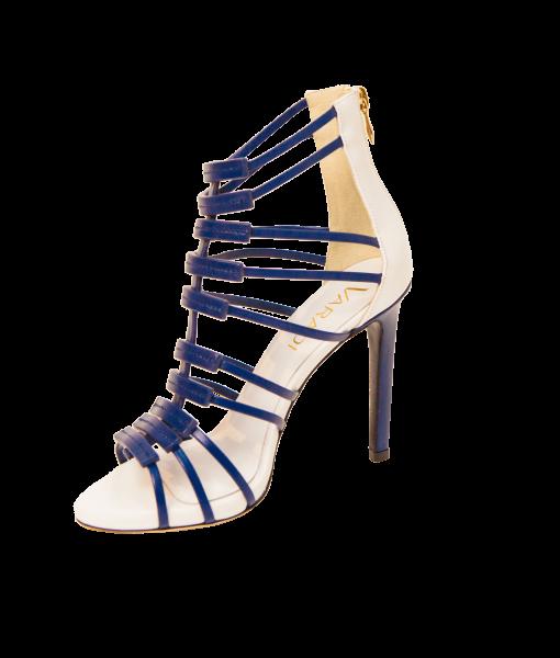 Varadi – Alexandra Blue Front Left