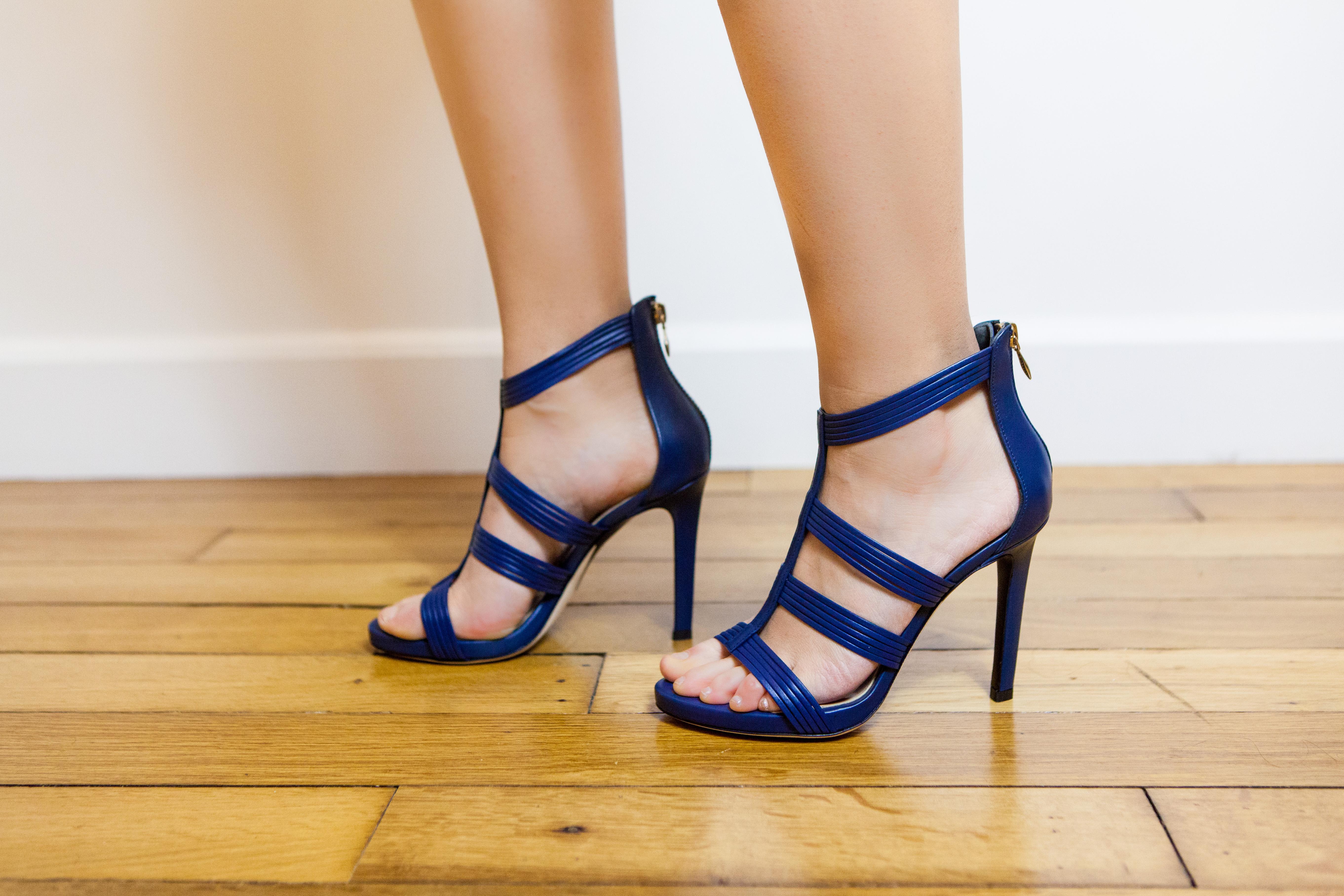 Victoria bleu parquet 1