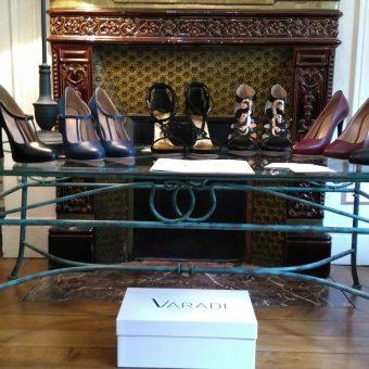 Chaussures Varadi-Bal des parisiennes